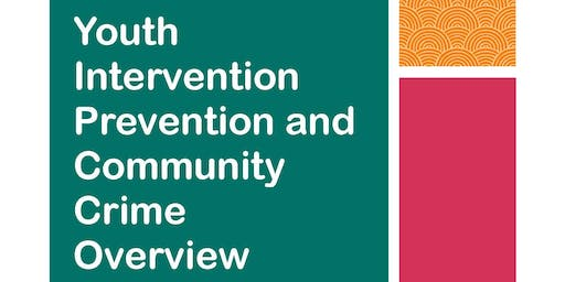 Youth Intervention Programs and Community Crime RFP Overview