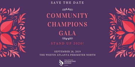 9th Annual Community Champions Gala tickets