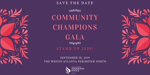 9th Annual Community Champions Gala