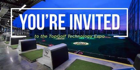 TopGolf Technology Expo - Loudon tickets