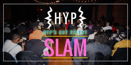 Hamilton Youth Poets July Poetry Slam: HYP's Got Talent! tickets
