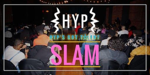 Hamilton Youth Poets July Poetry Slam: HYP's Got Talent!