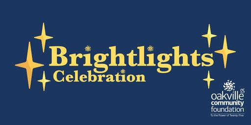 Oakville Community Foundation's Brightlights Celebration