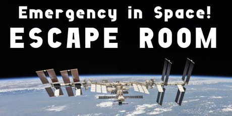 Emergency in Space! Escape Room for Families tickets