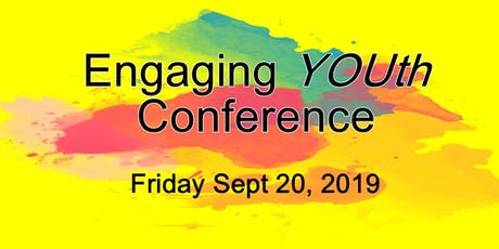 Engaging YOUth Conference 2019 tickets