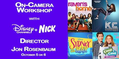 Sitcom Acting w/ Prolific Disney & Nick TV Director, Jon Rosenbaum tickets