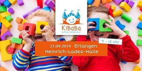 KiBaBa - Der Kinder- und Babybasar | Erlangen Tickets
