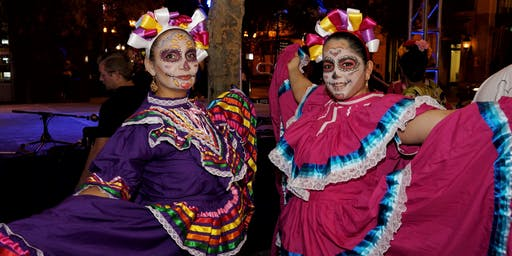 Dia de los Muertos & Monster Party
