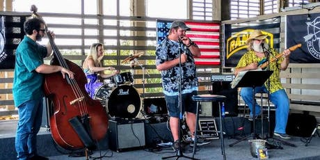 Blues and BBQ featuring Spider Murphy & Greasy Street Band tickets