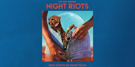 Night Riots tickets