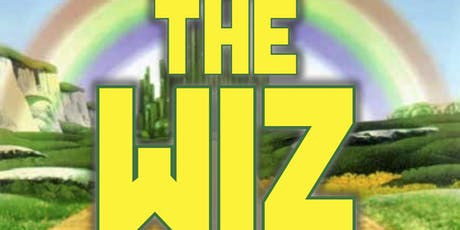 "YAG Presents......""The Wiz"" tickets"