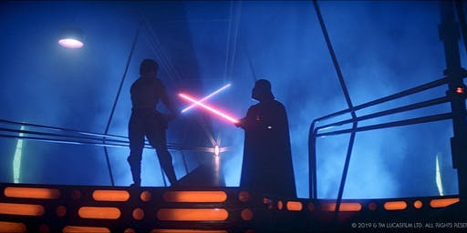Star Wars: Episode V The Empire Strikes Back + Star Wars: Episode VI Return Of The Jedi: Double Feature - Community Cinema