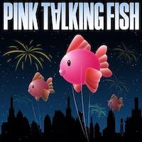 Pink talking Fish