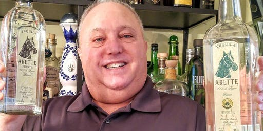 Tequila Arette Class and Tasting Featuring Master Distiller Jaime Orendain