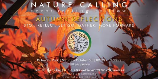 Nature Calling - Autumn Reflections