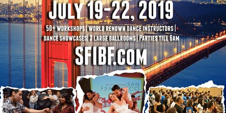 11th San Francisco BACHATA Festival - July 19-22 tickets