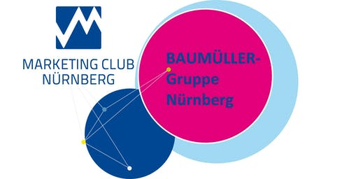 Teilnehmerbegrenzt BAUMÜLLER-Gruppe: Be in motion: B2B-Marketing in Zeiten von Industrie 4.0 - Marketing Club Nürnberg - MCN