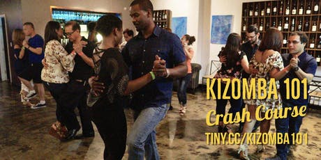 Intro to Kizomba. Beginner Crash Course in Houston 08/17 tickets