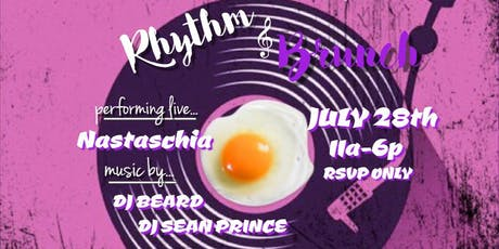 Rhythm N Brunch tickets