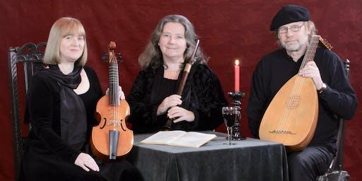 Hexachordia Concert: Puddings and Pies