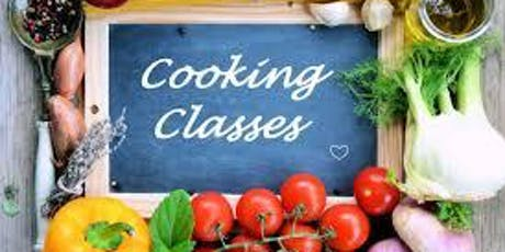 Beat the Heat Cooking Class tickets