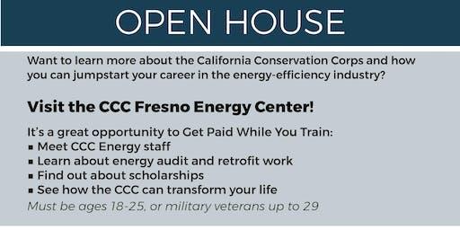 CCC Fresno Energy Center Open House