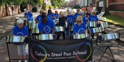 Steel Pan Course for Adults - 7.30pm Tuesdays