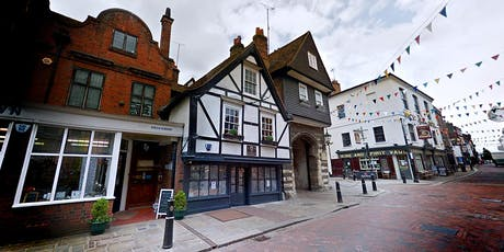 13. Gillingham to Strood walk via Rochester tickets