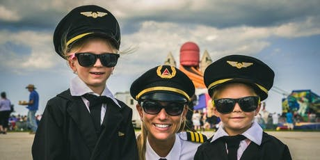 Girls in Aviation Day tickets