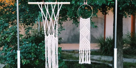 Macrame 101: Make a Wall Hanging tickets
