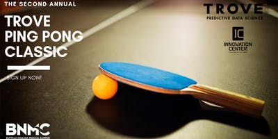 The 2nd Annual TROVE Ping Pong Classic