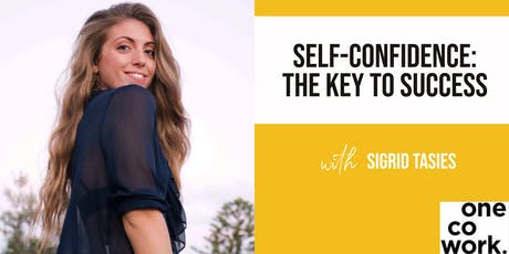 Self-Confidence: the key to career success. entradas