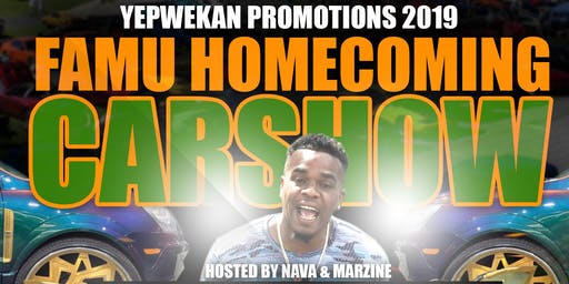 YEPWEKAN FAMU HOMECOMING CARSHOW October 6th @ Tallahassee Car Museum