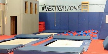 Vertical Zone - Summer Fun Week - Autism Ontario Simcoe Chapter tickets