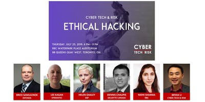Cyber Tech & Risk - Ethical Hacking