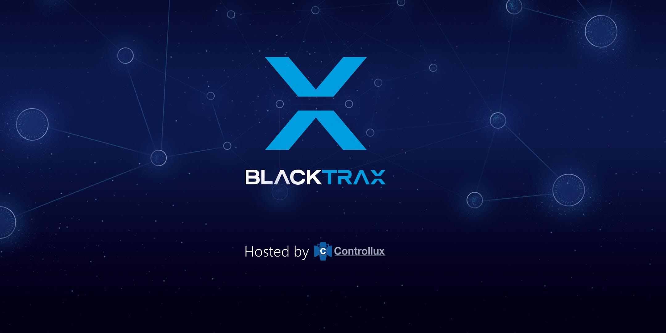 BlackTrax Technician Training - Alphen aan den Rijn, NL