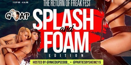 THE RETURN OF FREAK FEST tickets