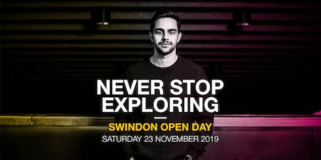 Oxford Brookes Open Day - Swindon - 23 November 2019 tickets