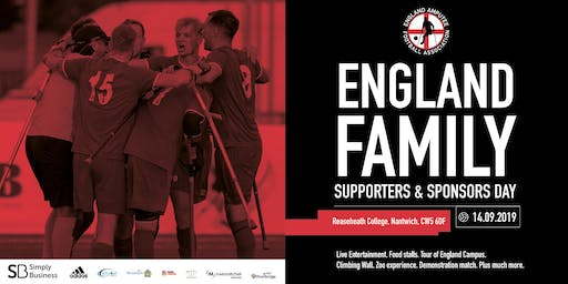England Family, Supporters and Sponsors Day