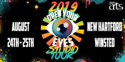 2019 Open Your Eyes Studio Tour