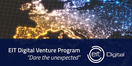 Demo Day EIT Digital Venture Program bilhetes