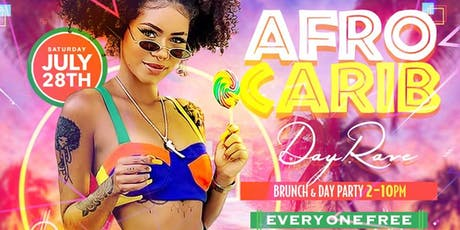 AFRO-CARIB BRUNCH tickets
