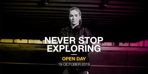 Oxford Brookes Open Day - Oxford - 19 October 2019