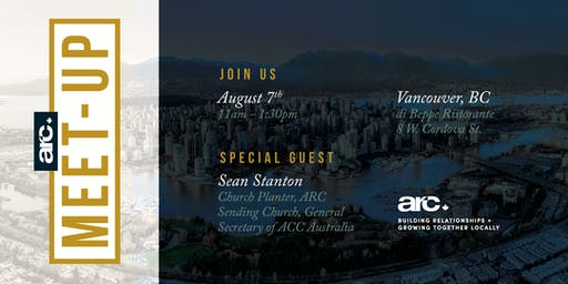Vancouver Meet Up