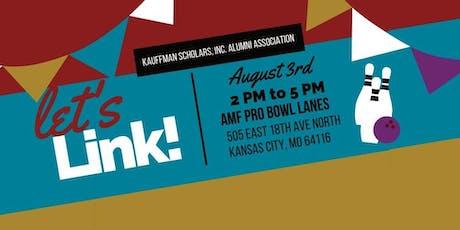 Let's Link: 2019 Kauffman Scholar & Alumni Mixer  tickets