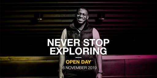 Oxford Brookes Open Day - Oxford - 16 November 2019