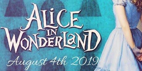 Alice in Wonderland Dance Showcase tickets