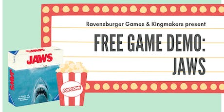 Free Game Demo: Jaws (Indianapolis) tickets
