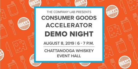Demo Day: Consumer Goods Accelerator tickets