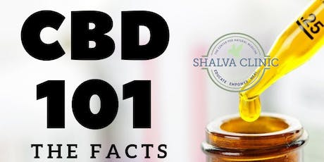 CBD 101 - The Facts About CBD tickets